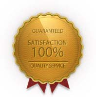 Quality Guarantee Golden Badge