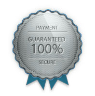 Secure Payment Guarantee Badge